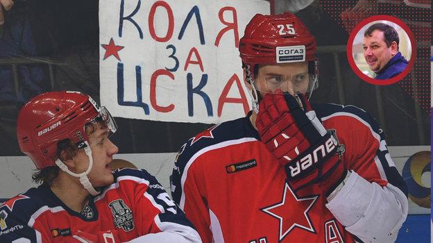 Кирилл Капризов иМихаил Григоренко. Фото «СЭ»