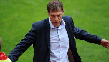 Билич считает, что ему неудалось реализовать все свои идеи в «Локомотиве»