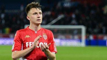 Бен Йеддер из «Монако»— всборной сезона лиги 1 поверсии L'Equipe, Головин— нет