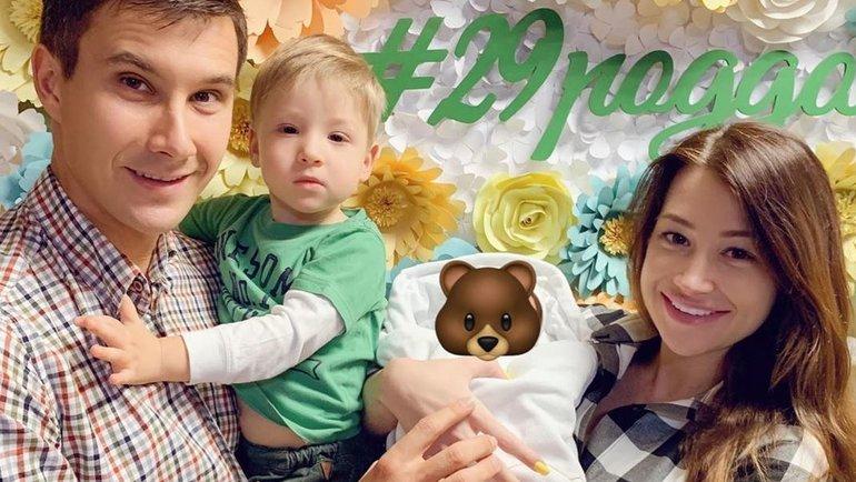 Евгений Донской вовторой раз стал отцом.