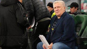 Сергей Ташуев: «Аршавин сказал, что под чемпионат Белоруссии хорошо засыпать? Онпока начинающий эксперт»