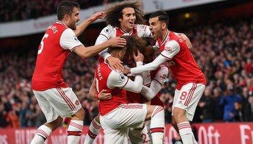 Игроки «Арсенала» отказались отсокращения зарплат из-за коронавируса