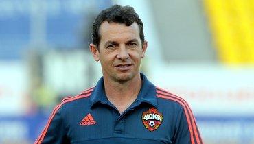Тренер ЦСКА пофизподготовке предположил, что онинесколько игроков могли переболеть коронавирусом