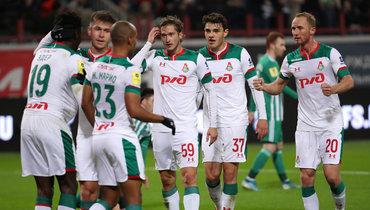 Напрошлой неделе игроки «Локомотива» договорились склубом оснижении зарплат.