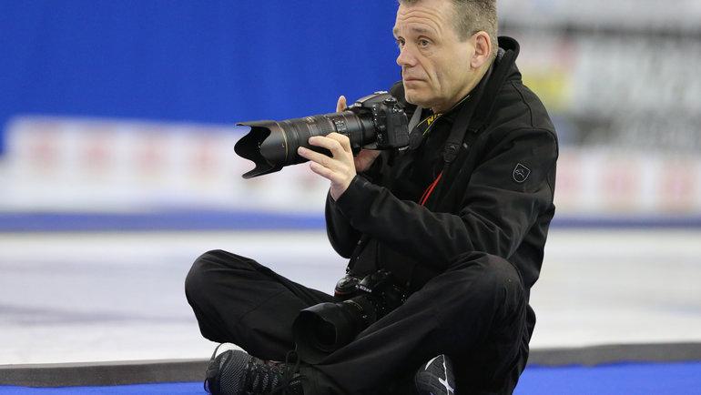 Кристиан Лейббрандт. Фото World Curling Federation