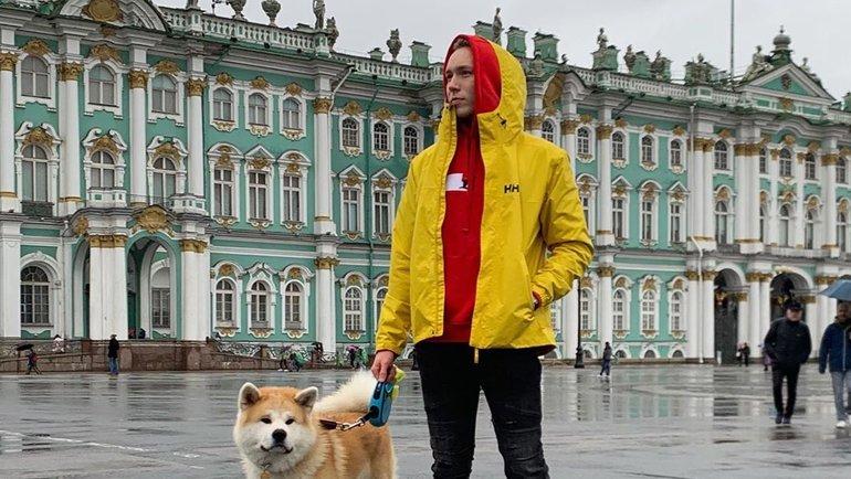 Андрей Минаков. Фото Instagram