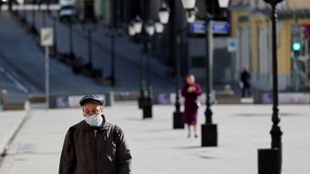 Пандемия коронавируса вМоскве. Фото Reuters