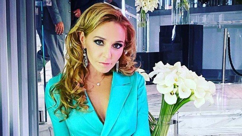 Татьяна Навка. Фото Instagram