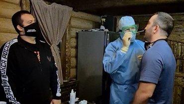 Кремлев иГассиев сдали тесты накоронавирус