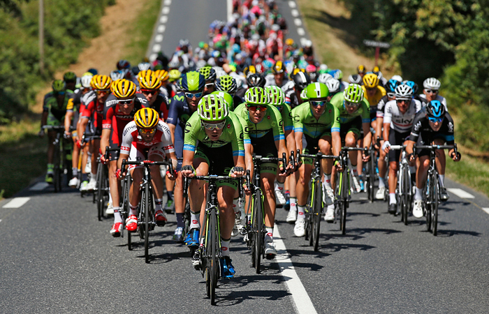 «Тур деФранс». Фото Reuters