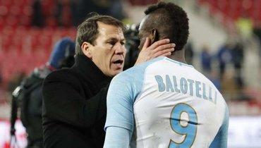 Балотелли назвал лучшего тренера вкарьере