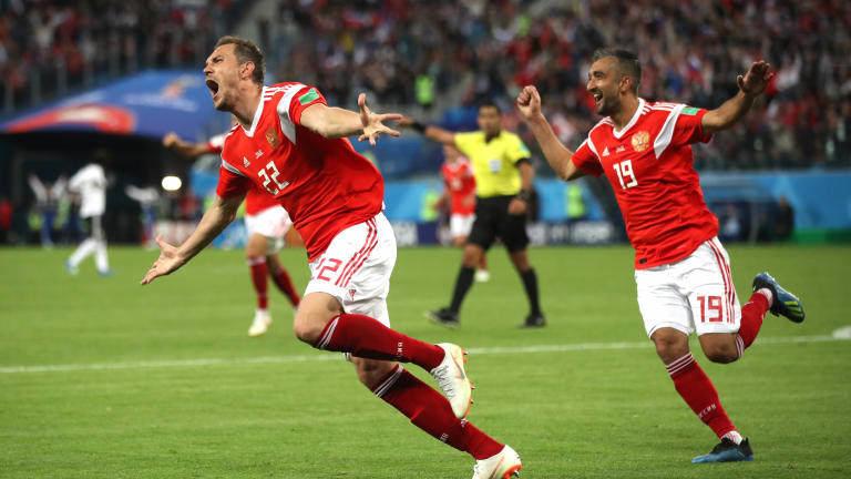 Артем Дзюба. Фото FIFA