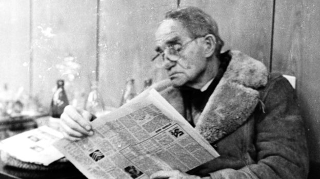 Николай Старостин. Фото Анатолий Бочинин