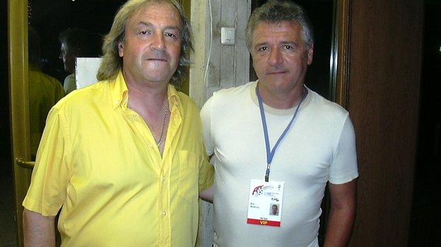 Юрий Давыдов и Андрей Баль.