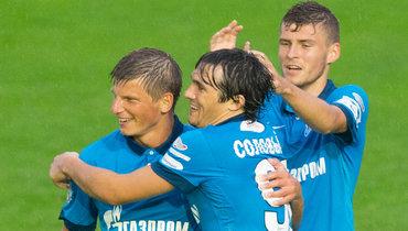 Иван Соловьев: «Ехал в «Зенит» играть, однако шанса практически неполучил»