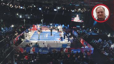 Владимир Хрюнов— отом, как спасти ситуацию вмире бокса.