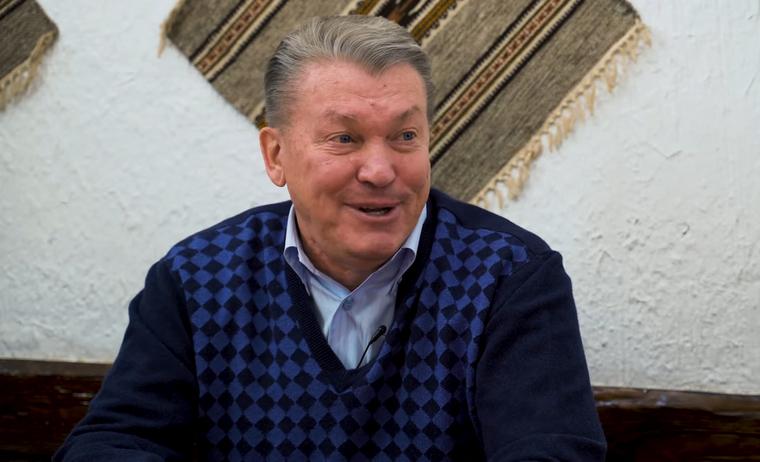 Олег Блохин. Фото dynamo.kiev.ua.