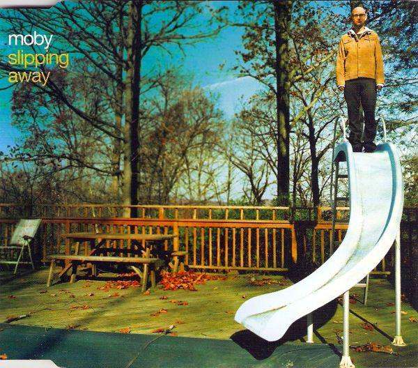 Обложка сингла Moby «Slipping Away». Фото Mute