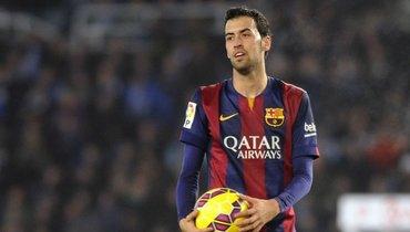 Серхио Бускетс: «Считаю, что возобновить чемпионат будет сложно»