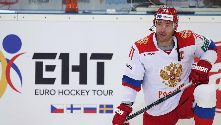 Илья Ковальчук. Фото photo.khl.ru