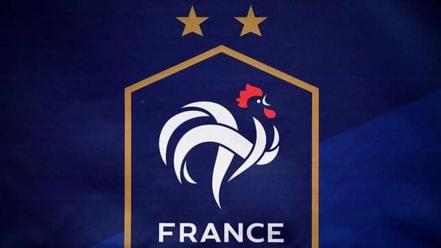 Логотип Федерации футбола Франции. Фото fff.fr