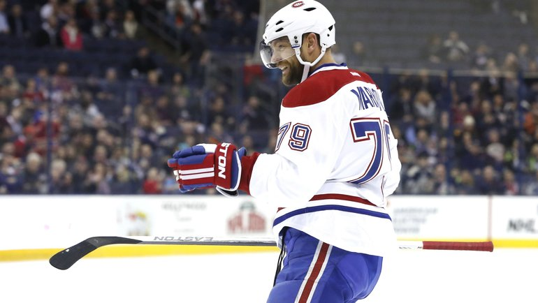 Андрей Марков. Фото USA Today Sports