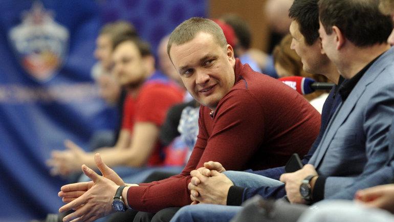 Андрей Ватутин. Фото Алексей Иванов.