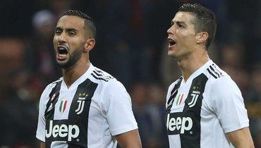Мехди Бенатиа: «Роналду— номер один как футболист икак человек»