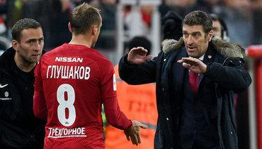 Вэтот день «Спартак» проиграл «Тосно», аГлушаков стал врагом фанатов