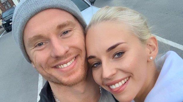 Яна Кудрявцева и Дмитрий Кугрышев. Фото Instagram.