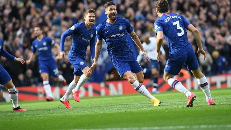 Игроки «Челси» согласны отказаться от10 процентов зарплаты. Фото Reuters