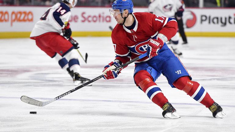 Илья Ковальчук в «Монреале». Фото USA Today Sports