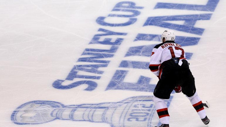 Илья Ковальчук мечтает оКубке Стэнли. Фото AFP