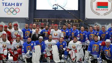 Ухоккеиста команды Лукашенко подтвердился коронавирус