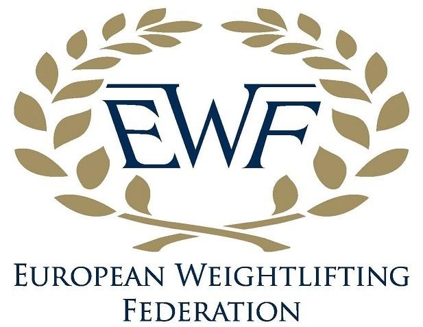 Европейская федерация тяжелой атлетики.