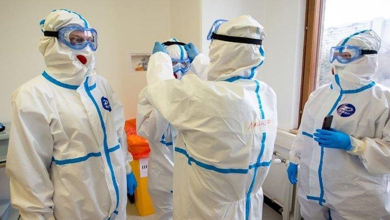 Две трети умерших вМоскве откоронавируса необращались замедицинской помощью наранней стадии. Фото Twitter