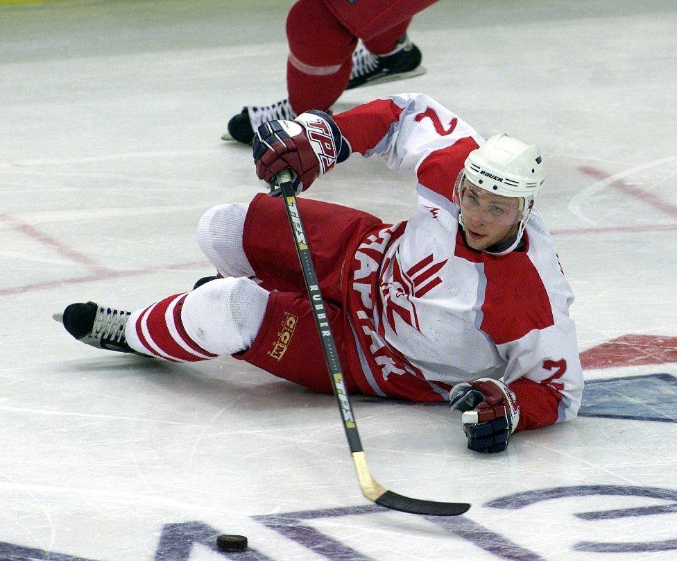 Онфеерил наМЧМ имог стать лучшим русским защитником своего поколения, нонесыграл даже матча вНХЛ