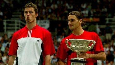 Марат Сафин назвал лучшего теннисиста вистории