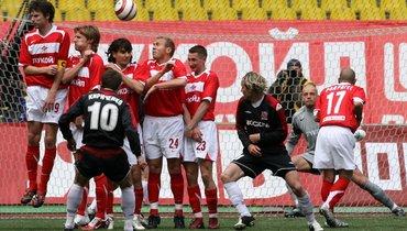 Приговор для Старкова: упущенная победа «Спартака» с3:0 впервом тайме. Это случилось 14 лет назад