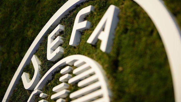Отбор веврокубки. Фото УЕФА