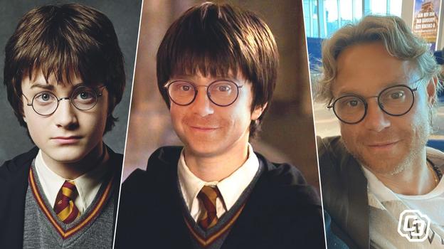 Валерий Карпин— Гарри Поттер.