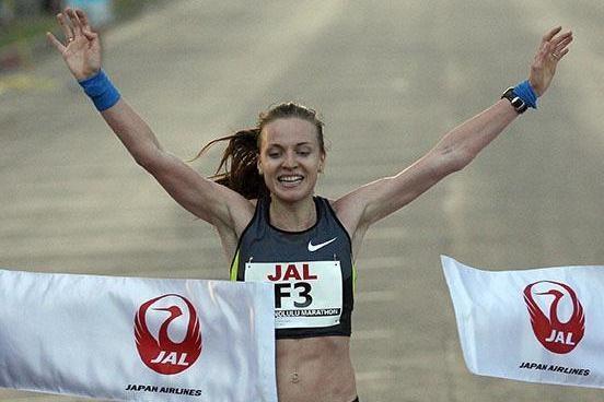 Валентина Галимова. Фото World Athletics