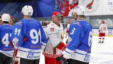 Игроки команды президента Белоруссии сдали тест накоронавирус