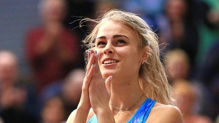 Юлия Левченко. Фото Instagram