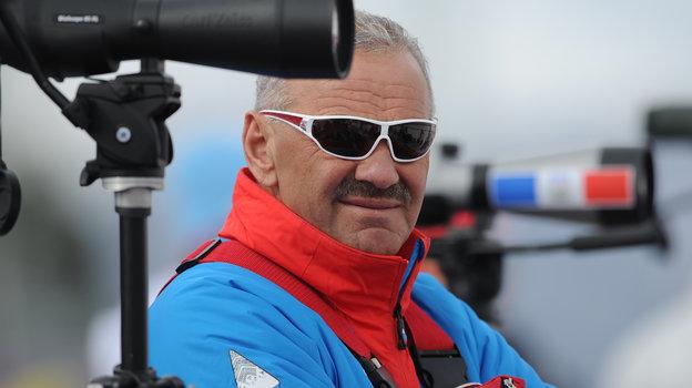 Королькевич уже был тренером российских биатлонисток, инераз. Фото Федор Успенский, «СЭ»