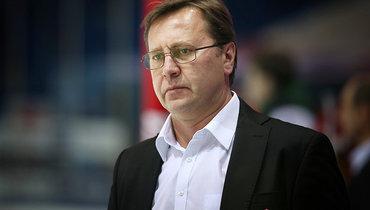 Тренер «Спартака» может возглавить «Барыс»