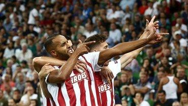 «Олимпиакос» могут исключить извысшего дивизиона чемпионата Греции задоговорной матч