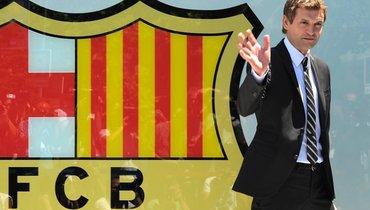 «Для нас онбессмертен» «Барселона» почтила память Тито Вилановы, скончавшегося 6 лет назад