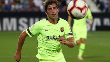 Роберто может перейти из «Барселоны» в «Ювентус»