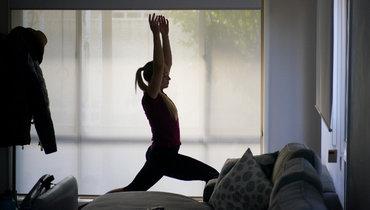Физическая активность— один изглавных способов психологической разгрузки.